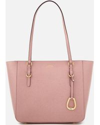 Lauren by Ralph Lauren - Bennington Shopper Bag - Lyst