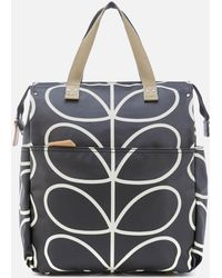 Orla Kiely - Giant Linear Stem Baby Bag - Lyst