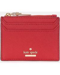 Kate Spade - Lalena Card Holder - Lyst