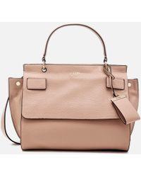 Guess - Shailene Top Handle Flap Bag - Lyst
