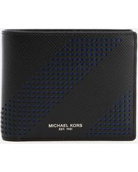 Michael Kors - Harrison Billfold Wallet With Coin Pocket - Lyst