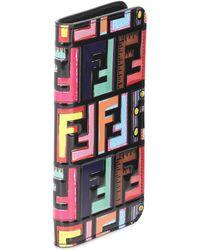 Fendi - Patent Leather Iphone 7 Plus Case - Lyst