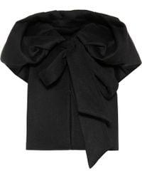 Valentino - Hooded Wool-blend Vest - Lyst