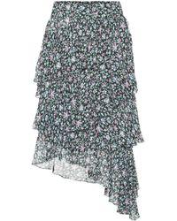Étoile Isabel Marant - Jeezon Printed Skirt - Lyst