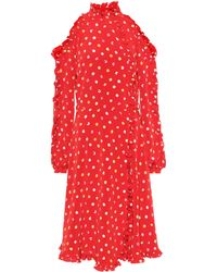 Anna October - Polka-dotted Dress - Lyst
