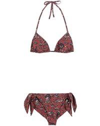 Étoile Isabel Marant - Shayla Printed Bikini - Lyst