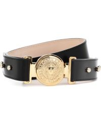 Balmain - Leather Belt - Lyst