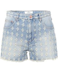 Étoile Isabel Marant - Celsa Denim Shorts - Lyst