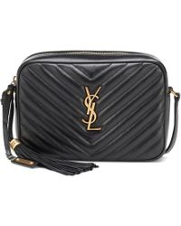 Saint Laurent - Lou Camera Leather Crossbody Bag - Lyst