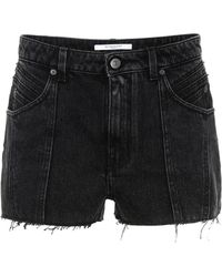 Givenchy - Denim Shorts - Lyst