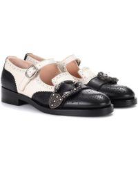 37ec8b33b89 Lyst - Gucci Queercore - Women s Gucci Queercore Shoes