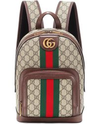 Gucci - Ophidia GG Small Backpack - Lyst