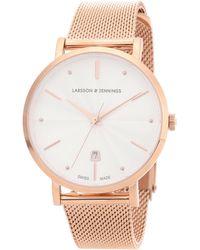 Larsson & Jennings - Lugano Aurora Watch - Lyst
