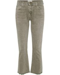 Current/Elliott - The Kick Flared Jeans - Lyst