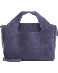 The Row | Two For One Suede Tote | Lyst