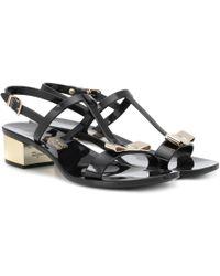 Ferragamo - Favilia Slingback Sandals - Lyst