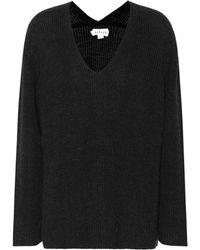 Velvet - Wool-blend Jumper - Lyst