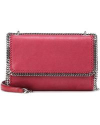 Stella McCartney - Falabella Shaggy Deer Shoulder Bag - Lyst