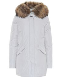Woolrich - Luxury Arctic Fur-trimmed Parka - Lyst