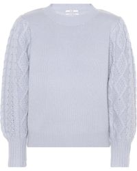 Co. - Wool And Cashmere Sweater - Lyst