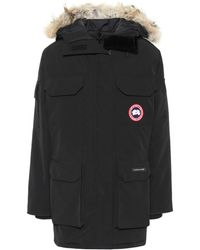 Canada Goose - Expedition Fur-trimmed Down Parka - Lyst