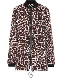The Upside | Leopard-printed Jacket | Lyst