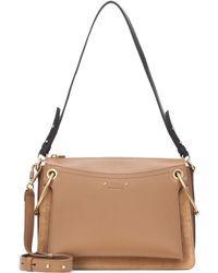 Chloé - Medium Roy Leather Shoulder Bag - Lyst