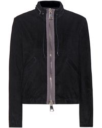 Stouls - My Way Suede Jacket - Lyst