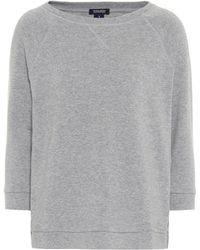 Woolrich - W's Cotton-fleece Jumper - Lyst