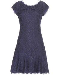Diane von Furstenberg - Brittany Lace Sheath Dress - Lyst