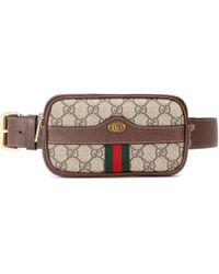Gucci - Ophidia GG Supreme Belt Bag - Lyst