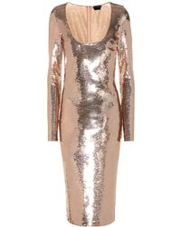 Tom Ford - Sequinned Dress - Lyst