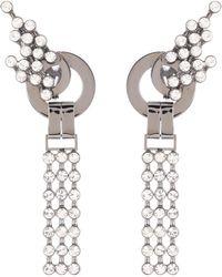 Marni - Crystal-embellished Earrings - Lyst