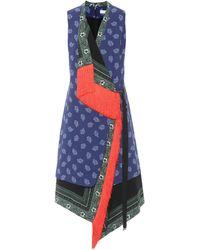 Altuzarra - Bina Printed Cady Dress - Lyst