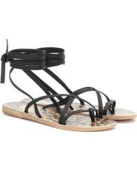 Ancient Greek Sandals - Morfi Leather Sandals - Lyst