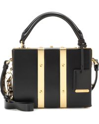 Sophie Hulme - Albany Mini Suitcase tote - Lyst