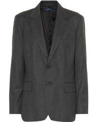 Polo Ralph Lauren - Blazer de lana - Lyst