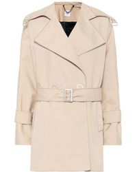 Opening Ceremony - Trench in misto cotone - Lyst