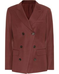 Ferragamo - Wool Jacket - Lyst