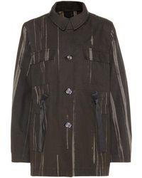 Proenza Schouler | Printed Cotton Jacket | Lyst