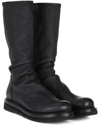 Rick Owens - Leather Boots - Lyst