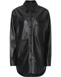 JOSEPH - Gibson Leather Shirt - Lyst