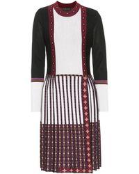 Etro - Knitted Wool-blend Dress - Lyst