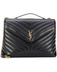 298e685612 Lyst - Saint Laurent Loulou - Women s Saint Laurent Loulou Bags