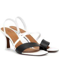 Neous - Ecu Leather Sandals - Lyst