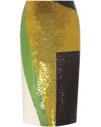 Tom Ford - Sequin-embellished Skirt - Lyst
