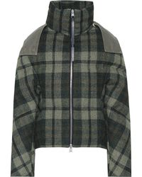 JW Anderson - Checked Wool Jacket - Lyst