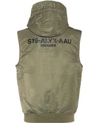 1017 ALYX 9SM - Ma-1 Hooded Vest - Lyst