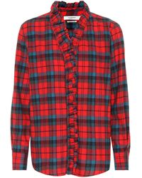 Étoile Isabel Marant - Awendy Cotton Shirt - Lyst