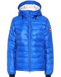 Canada Goose - Pbi Camp Hooded Down Jacket - Lyst